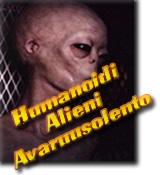 Humanoidi - Avaruusolento - Alieni