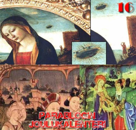Neitsyt Maria Maalauksia