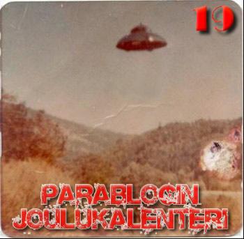 Luukku 19 - Vanha UFO-valokuva