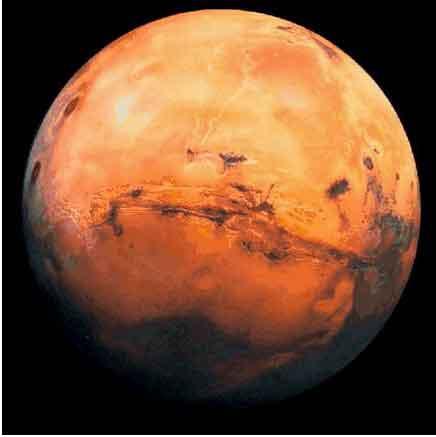 Mars planeetta